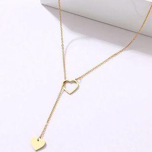 Dainty Heart Shape Necklace
